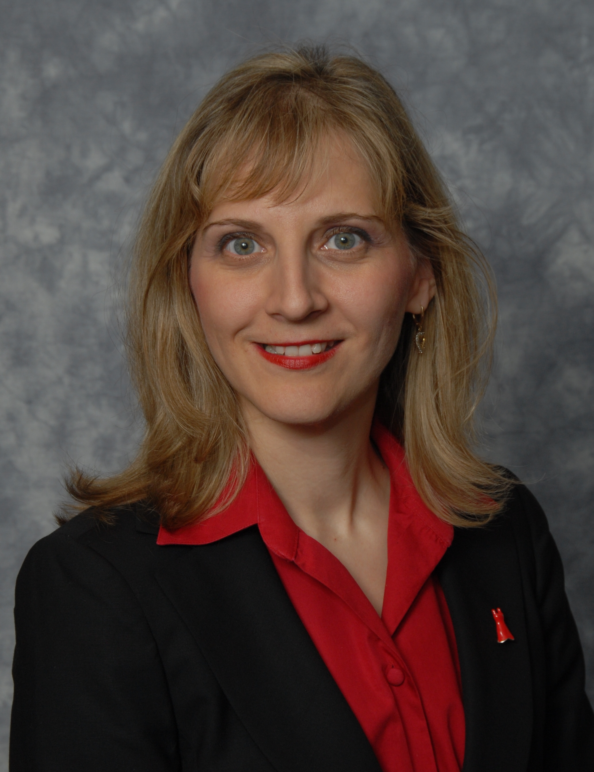 Photo of Karla M. Kurrelmeyer
